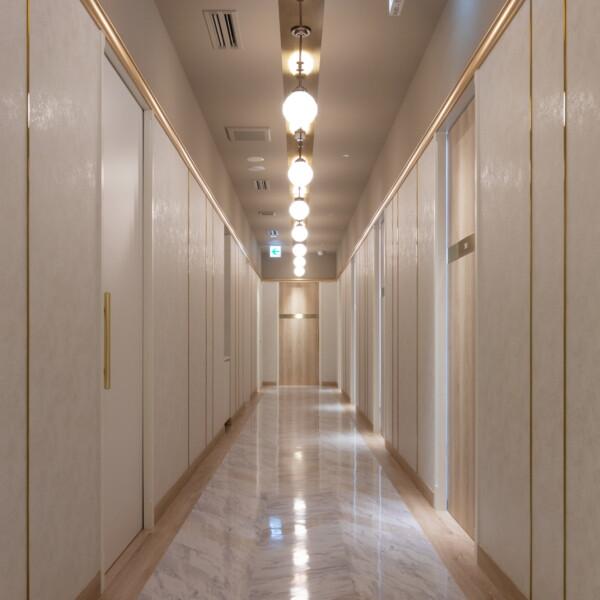 処置室廊下